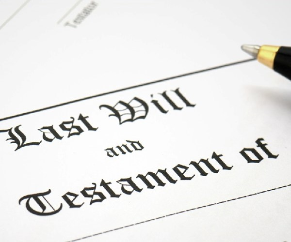 Legal Services: Wills & Probate