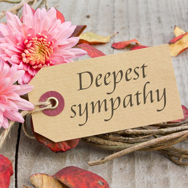Sympathy Card and Funeral Flower Messages | Dignity Funerals