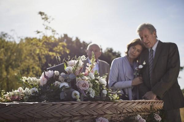 Eco coffins Dignity Funerals
