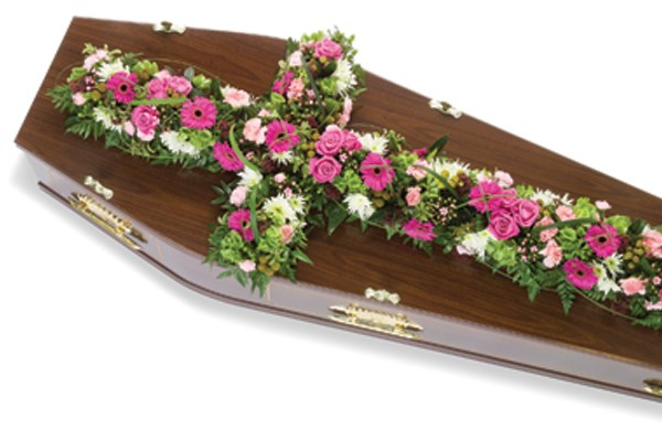 Coffin flowers Dignity Funerals