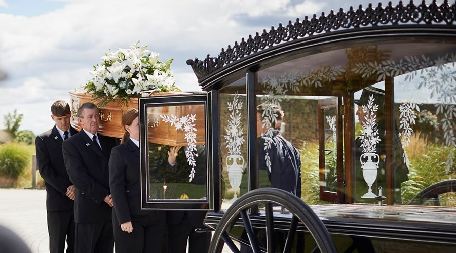 Personalised funerals Full Service funeral Dignity