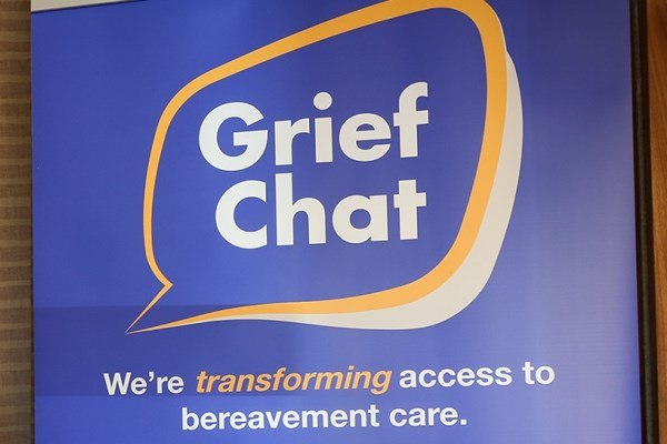 Catherine Betley Professional Help GriefChat Dignity Funerals