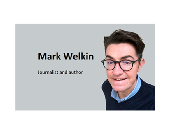Mark Welkin coping with grief Dignity Funerals